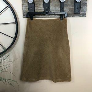 HABANA Corduroy Pencil Skirt